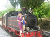 Pelion steam train
